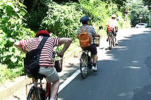 自転車の 小田原 自転車 : 旅人はコント赤信号!行く先は ...